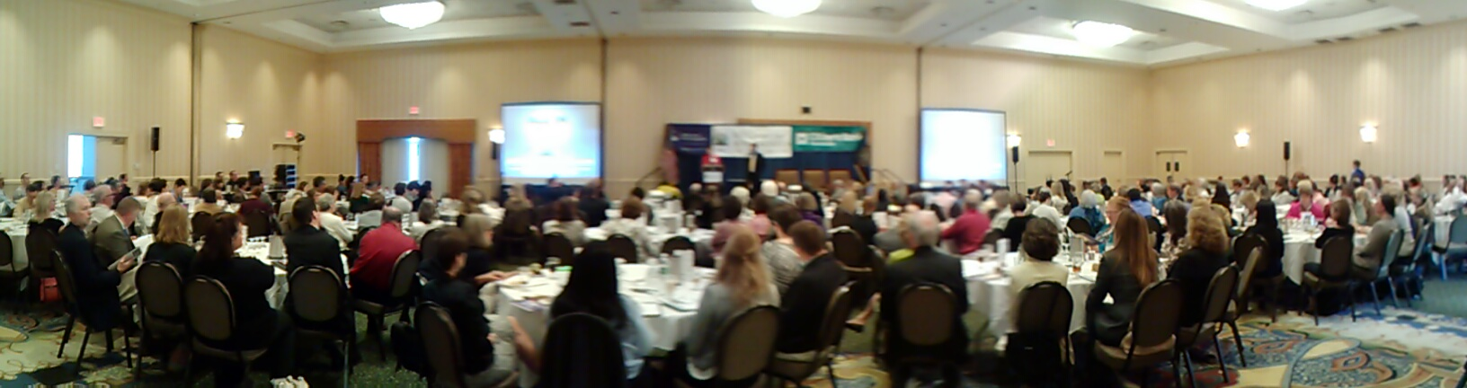 New Hampshire Center for NonProfits Leadership Summit picture