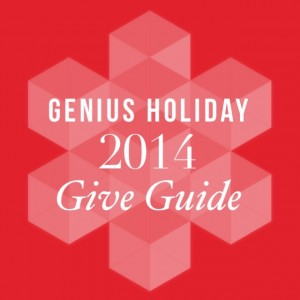 Genius Holiday Give Guide